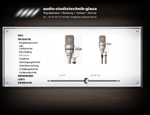 Audiostudio Glasa